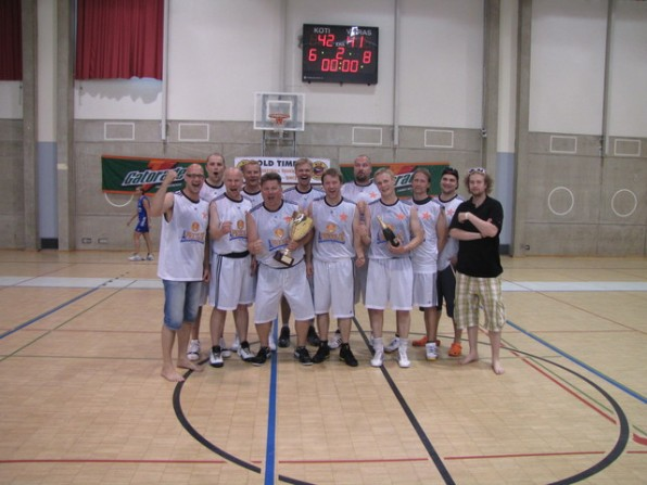 2010 / Ykköskori
